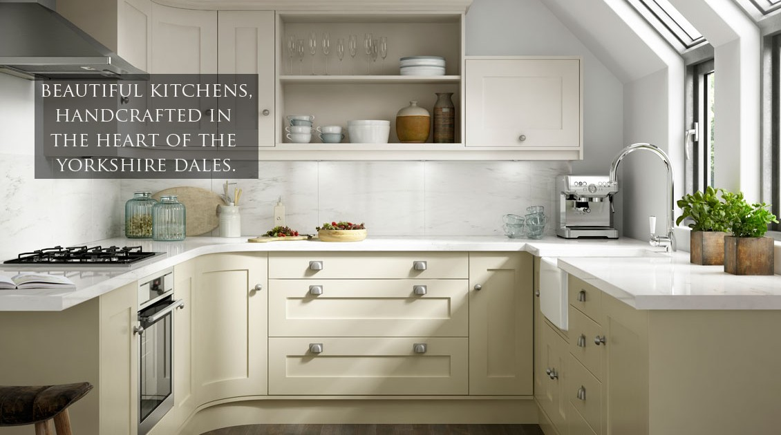 Dalesmade kitchens - Stockbridge range